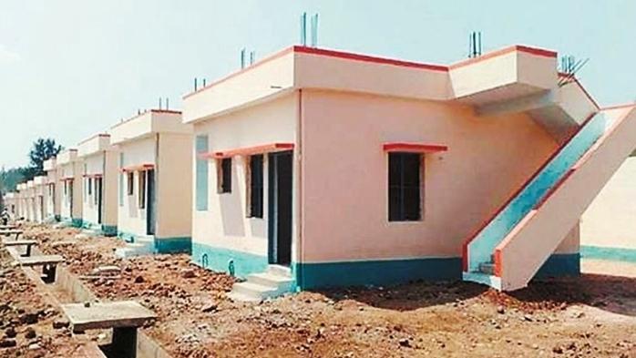 PM आवास योजना (शहरी) में अब 1 करोड़ से अधिक बनेगे मकान,मिली मंजूरी