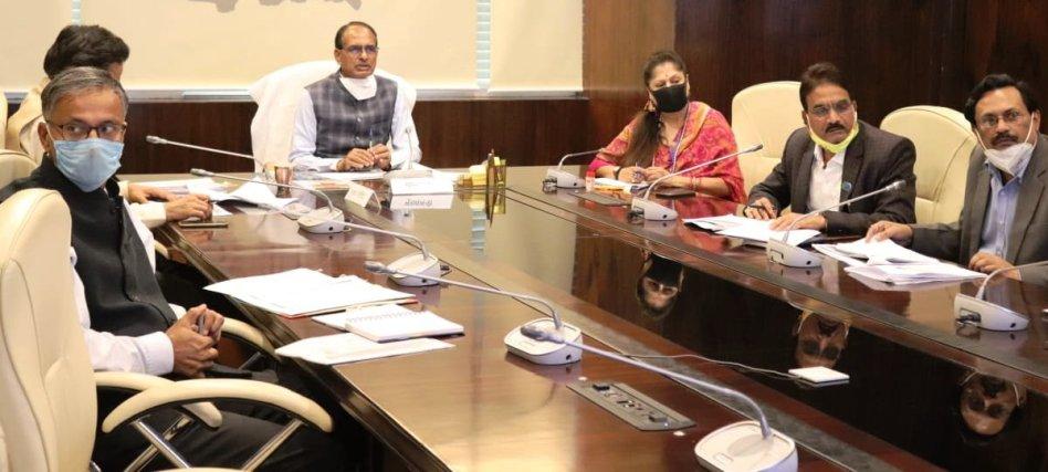 वर्ष 2022 के खेलो इंडिया गेम्स भोपाल में कराने की मिली सैद्धांतिक सहमति