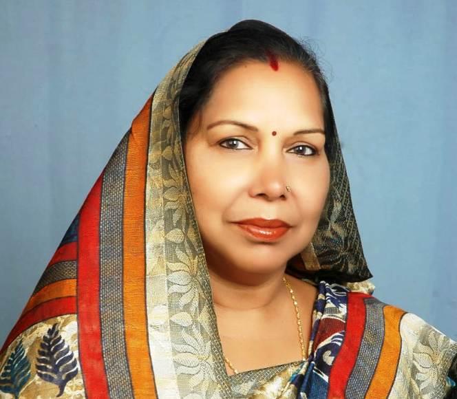 पूर्व नपा उपाध्यक्ष कौशल्या देवी बंसल भाजपा महिला मोर्चा जिला अध्यक्ष नियुक्त