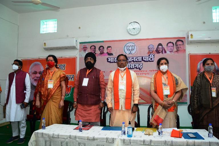 कार्यकर्ता जब कर्मयोग से जुट जाता है तो हर मोर्चे पर सफल होता है-डी. पुरंदेश्वरी