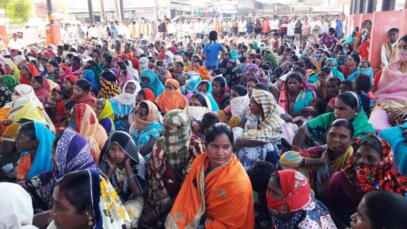 36 गढ़ सरकार के खिलाफ भाजपा का जोरदार प्रदर्शन,5834 कार्यकर्ताओं ने दी गिफ्तारी