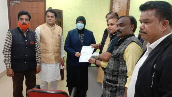लोकल ट्रेन शुरू करने की मांग को लेकर BJP प्रतिनिधि मंडल ने ADRMसे की मुलाकात