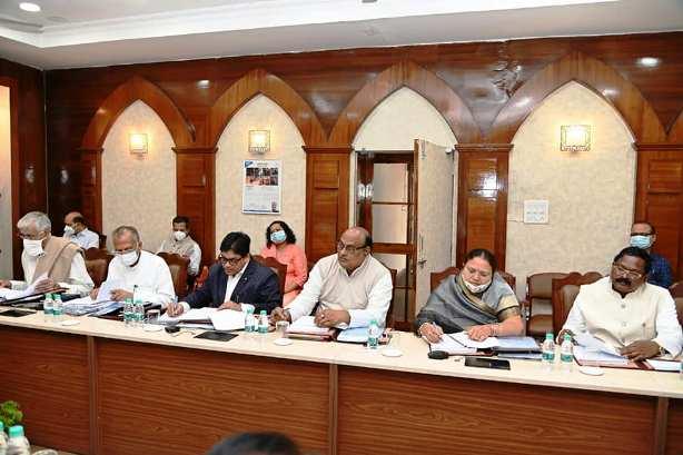 मंत्रीमंडल का अहम फैसला-प्रदेश के सभी जिलों में होगा ''राजीव नगर आवास योजना''