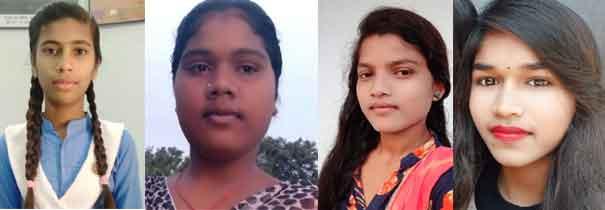 7 छात्र महासमुंद जिला ग्राम नर्रा के , देश के आकांक्षी जिलों से चयनित 14 छात्रों में