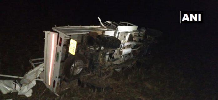 09 लोग के सड़क दुर्घटना में मृत्य होने पर मुख्यंमत्री ने शोक संवेदना व्यक्त की