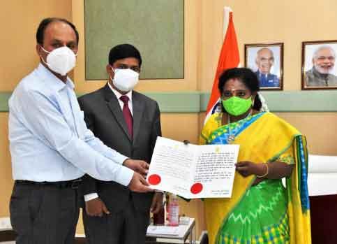 पुडुचेरी में नए लेफ्टिनेंट गवर्नर के रूप में तमिलसाई सुन्दरराजन की नियुक्ति
