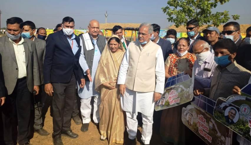 डॉ खूबचंद बघेल छत्तीसगढी संस्कृति को बढ़ावा देने के प्रबल पक्षधर रहे है-CM बघेल