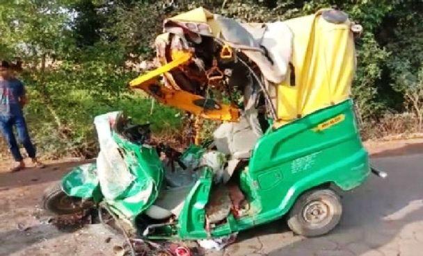 ग्वालियर बस दुर्घटना की जाँच के दिए आदेश परिवहन मंत्री राजपूत ने