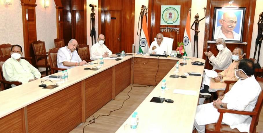 CM बघेल  महासमुंद जिले को 270 करोड़ रूपए के 258 विकास कार्यों की दी सौगात