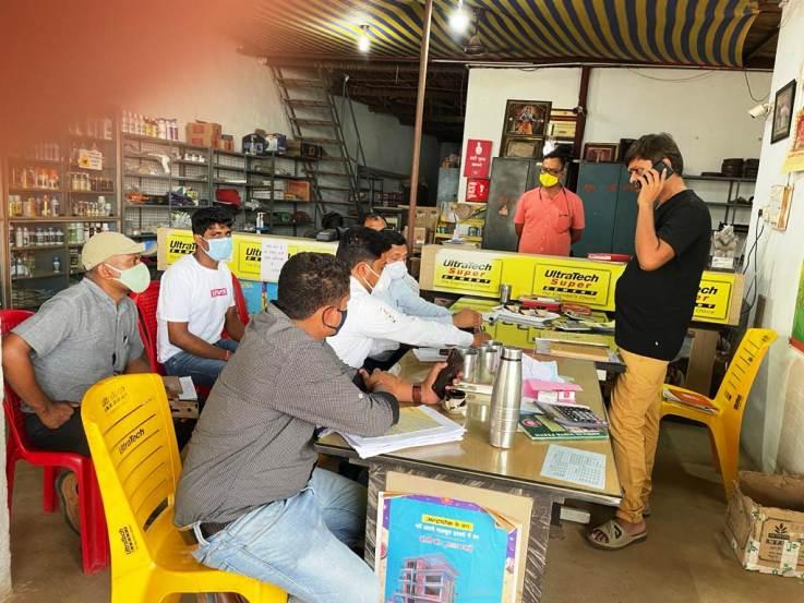 संभाग स्तरीय निरीक्षण दल ने किया उर्वरक विक्रय केन्द्रों का आकस्मिक निरीक्षण