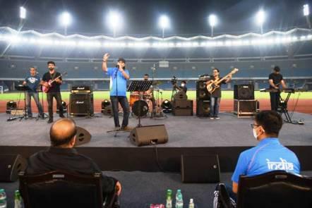 टोक्यो 2020 के लिए भारतीय ओलंपिक टीम के आधिकारिक थीम सॉन्ग का शुभारंभ