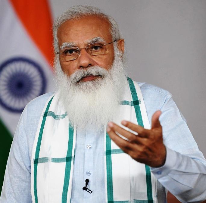 हमारे देश ने, वैज्ञानिकों ने ये दिखा दिया कि भारत बड़े-बड़े देशों से पीछे नही PM मोदी