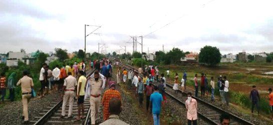 ट्रेन से कटकर 6 लोगों की मृत्यु पर दुख प्रकट किया व् जांच के दिए निर्देश CM बघेल ने