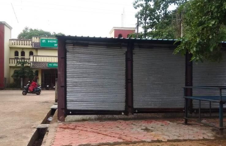पालिका में पैसा जमा कर दुकान के लिए तरस रहे फुटपाथ व्यवसायी:-राशि