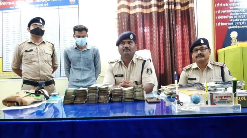 कर्ज में डूबे रहने के कारण करीब 8 लाख रुपए की चोरी की लिखाई झूठी रिपोर्ट-पर्दाफाश