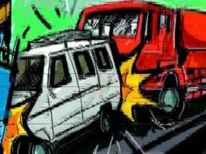 राजस्थान के पास नागौर में हुए भीषण सड़क हादसा में 12 लोगों की हुई मौत