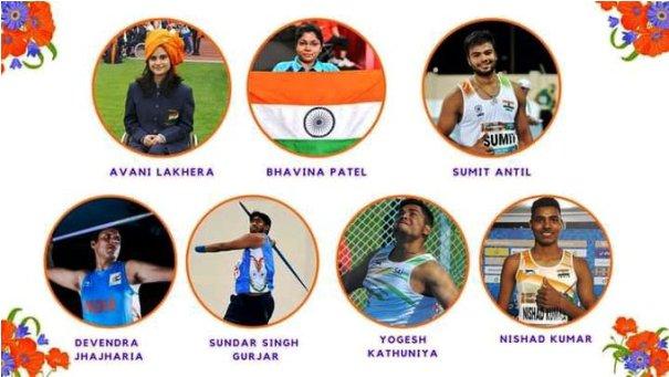 स्वर्ण पदक विजेता को 3, रजत को 2 तथा कांस्य पदक विजेता को एक करोड़ का इनाम