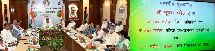 कांग्रेस सरकार की बढ़ती लोकप्रियता की चिंता में भाजपा का चिंतन शिविर-राशि