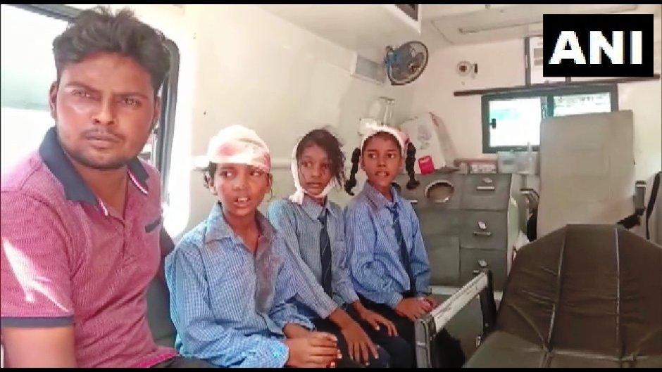 सोनीपत के गनौर के एक स्कूल में कक्षा की निर्माणाधीन छत गिरने से 25 घायल