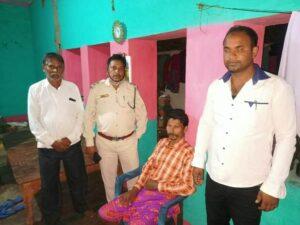 सिरपुर क्षेत्र में दंतैल ने एक व्यक्ति को कुचलकर मार डाला,दुसरे ने भाग कर बचाई जान