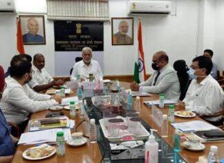 मत्स्य सहकारी समितियों के लोगों को AIIMS रायपुर के डॉक्टरों से मिलेगा सहयोग