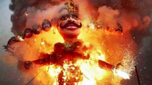 दशहरा उत्सव व् पुतला दहन के संबंध में 19 बिंदुओं के दिशा-निर्देश जारी